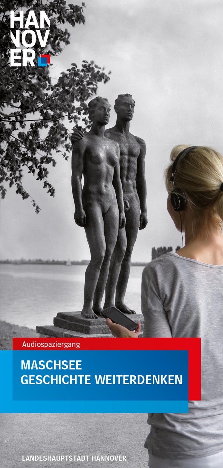 Broschüre Audiospaziergang Maschsee.indd